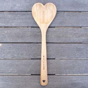 Wooden Spoon Love