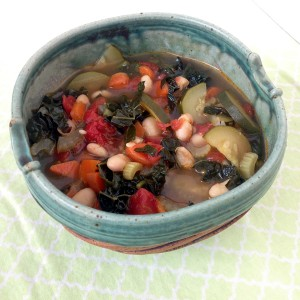 Tuscan Minestrone Soup